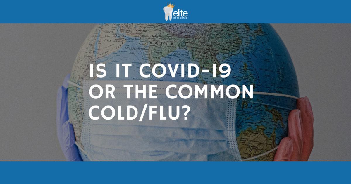 COVID-19 or Flu