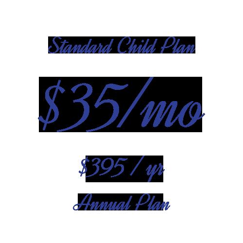Child Dental Membership Plan